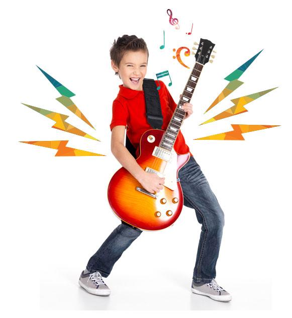 scuola di musica per bambini roma