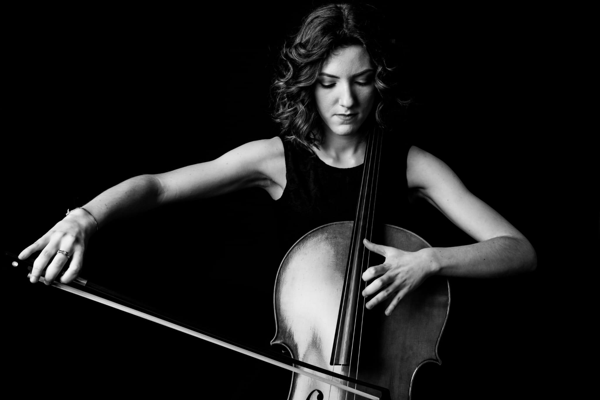 Foto insegnante violoncello
